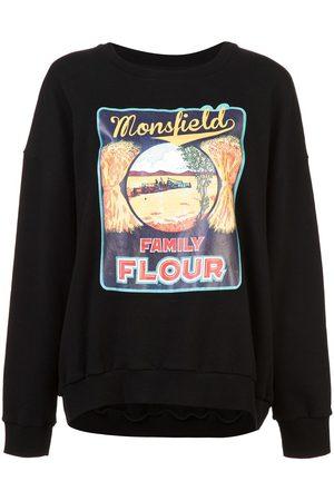 MONSE Women Sweatshirts - Monsfield crew neck sweatshirt