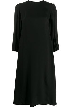 VALENTINO Women Dresses - Double-faced pleated dress
