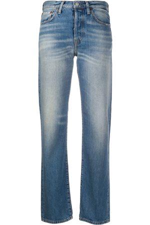 Acne 1997 Trash straight jeans
