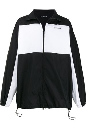 Balenciaga Zip-up track jacket