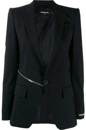 Dsquared2 Zip detail blazer