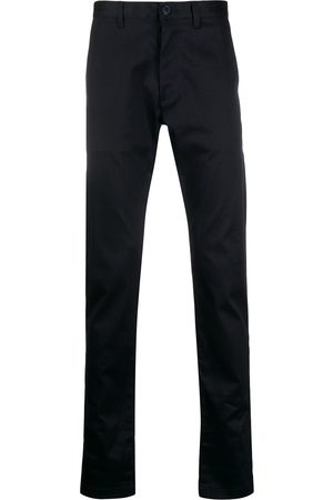 Saint Laurent Men Chinos - Slim-fit tailored chino trousers