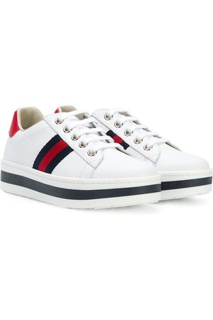 Gucci Web low-top sneakers