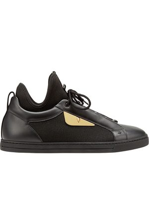 Fendi Bag Bugs eyes-appliqué sneakers