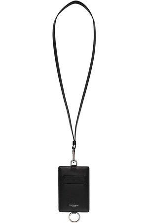 Dolce & Gabbana Lanyard dropped cardholder