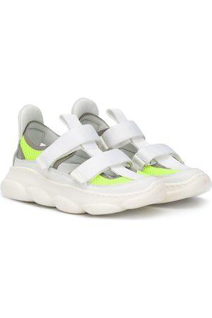 AM66 TEEN double strap sneakers