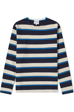 Norse projects Men Long Sleeve - Long Sleeve Godtfred Classic Compact Tee