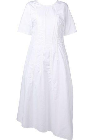 Jil Sander Shortsleeved maxi dress