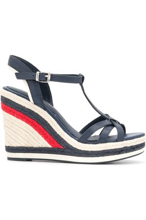 Tommy Hilfiger Strappy wedge sandals