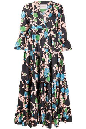 La DoubleJ Women Dresses - Abito Winter Rose dress