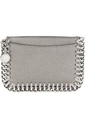 Stella McCartney Falabella cardholder - Grey