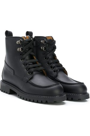 GALLUCCI Lace-up ankle boots