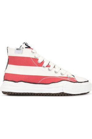 Maison Mihara Yasuhiro Stripe print sneakers