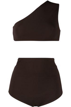 Bottega Veneta Women Bikinis - One shoulder bikini