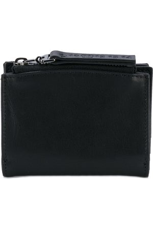 Maison Margiela Men Wallets - Zip compartment billfold wallet