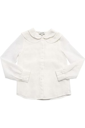 Lanvin Cotton Muslin Shirt