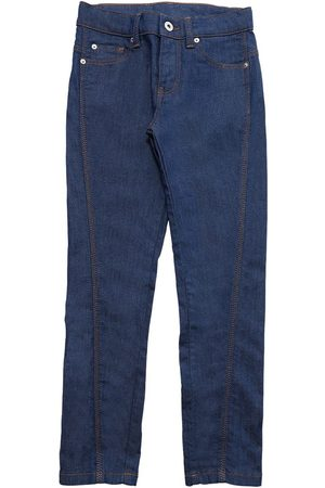 Lanvin Stretch Cotton Denim Jeans