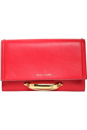 Alexander McQueen Women Clutches - The Story Leather Clutch