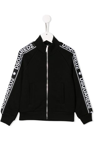 Dsquared2 Boys Bomber Jackets - Logo sweater