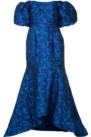 Bambah Bellflower balloon gown