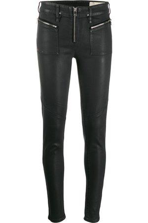 Diesel Slandy super skinny waxed jeans