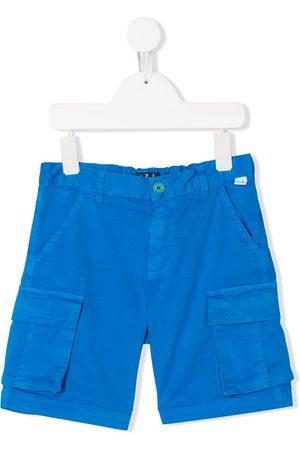 Il gufo Straight-leg cargo shorts