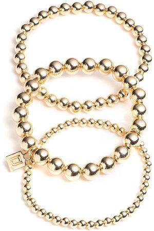 Dannijo Timo Gold Bracelet Set