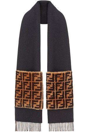 Fendi Women Scarves - Touch Of Fur scarf