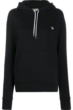 Maison Kitsuné Fox patch hoodie