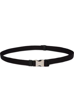 Prada Clasp buckle belt