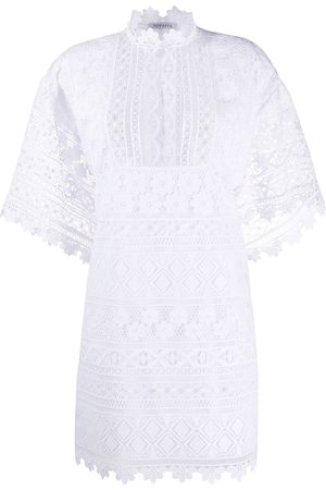 VIVETTA Crochet short dress