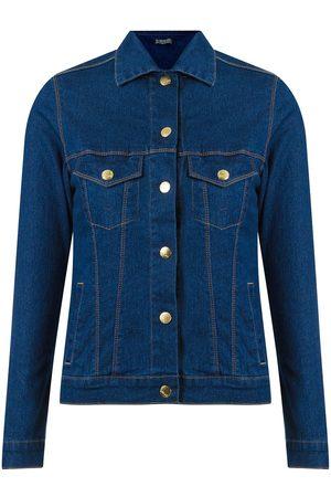 AMAPÔ Slim fit denim jacket