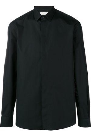 Saint Laurent Pointed collar shirt