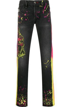 Philipp Plein Gothic Plein straight jeans