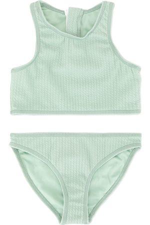 Duskii Girls Bikinis - Aya zip bikini set