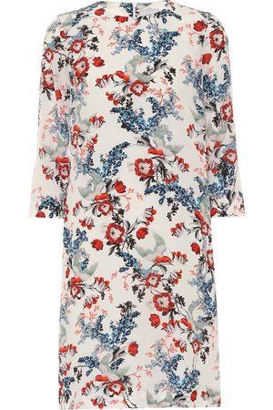 Erdem Emma silk crêpe de chine minidress