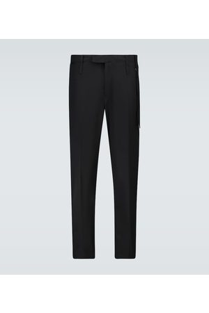 CRAIG GREEN Slim-fit cotton-blend uniform pants