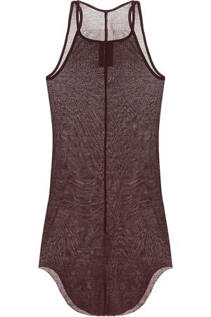 Rick Owens Knit tank top