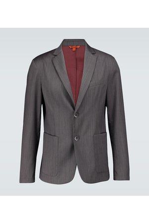 BARENA Borgo Naspo single-breasted blazer