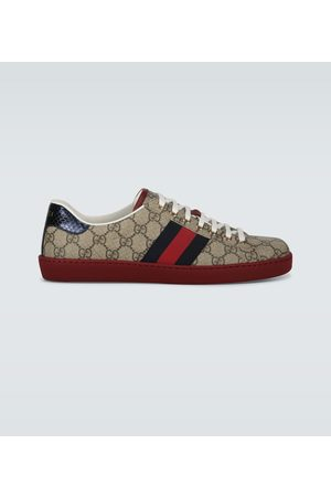 Gucci Ace GG Supreme sneakers