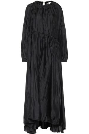 Jil Sander Twill maxi dress