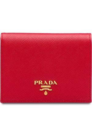 Prada Small Saffiano leather wallet