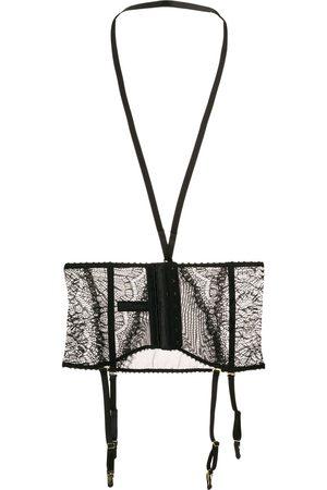 MAISON CLOSE Women Corsets - Harnessed lace waist cincher