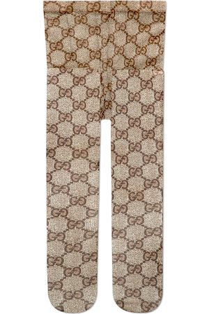 Gucci Women Stockings - GG pattern tights