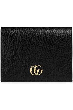 Gucci Women Purses - Interlocking G plaque card case