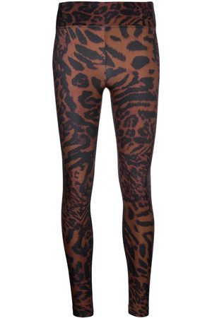 Koral Drive cheetah print leggings