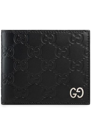 Gucci GG Supreme folding wallet