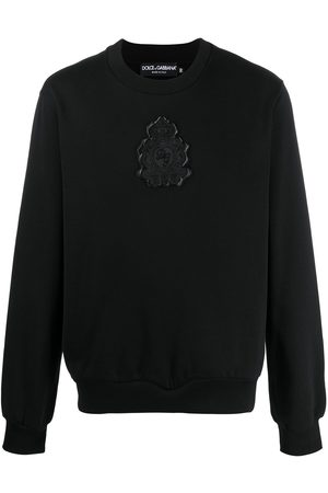 Dolce & Gabbana Logo patch sweatshirt