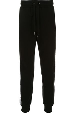 Dolce & Gabbana Contrast stripe track trousers