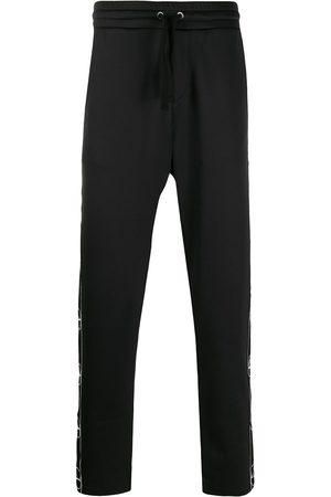 VALENTINO VLOGO stripe track trousers